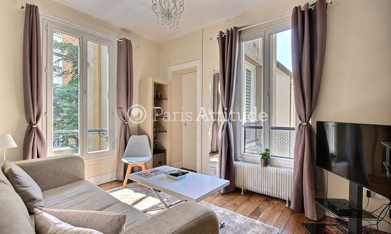 Rent Apartment 1 Bedroom 30m² avenue de Versailles, 16 Paris