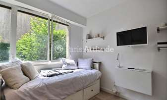 Rent Apartment Studio 14m² rue de l Yvette, 16 Paris