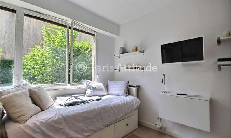 Rent Apartment Studio 14m² rue de l Yvette, 16 Paris