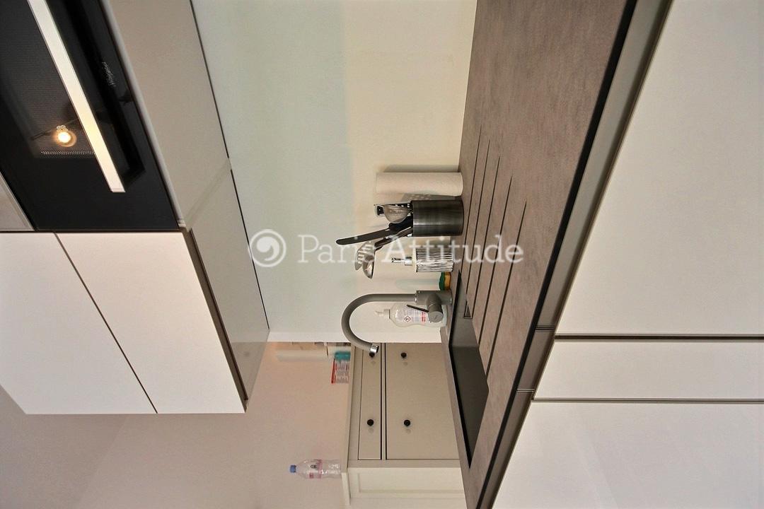 Rent Apartment in Paris 75016 - 14m² Auteuil - ref 12920