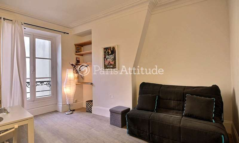 Rent Apartment Studio 22m² boulevard de la Villette, 19 Paris