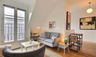 Rent Apartment Alcove Studio 25m² rue de Richelieu, 2 Paris