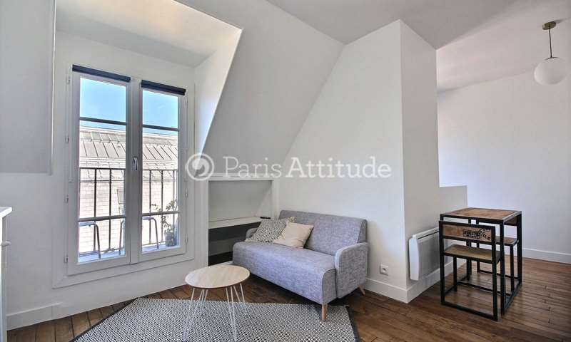Location Appartement Alcove Studio 25m² rue de Richelieu, 2 Paris