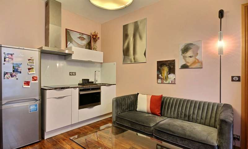 Rent Apartment 1 Bedroom 30m² rue Championnet, 75018 Paris