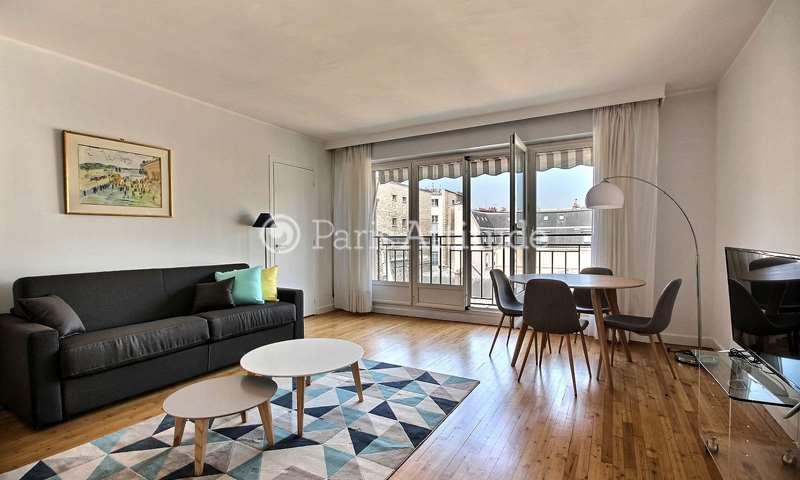 Rent Apartment Studio 48m² rue de la Faisanderie, 16 Paris