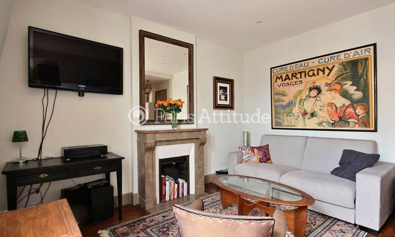 Rent Apartment 1 Bedroom 32m² rue Paul Sauniere, 16 Paris