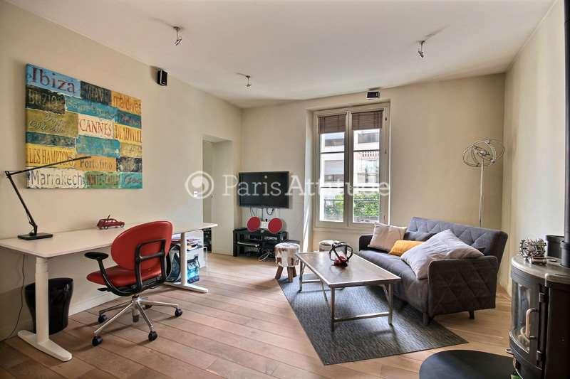 Louer Appartement meublé 1 Chambre 45m² rue des huissiers, 92200 Neuilly sur Seine