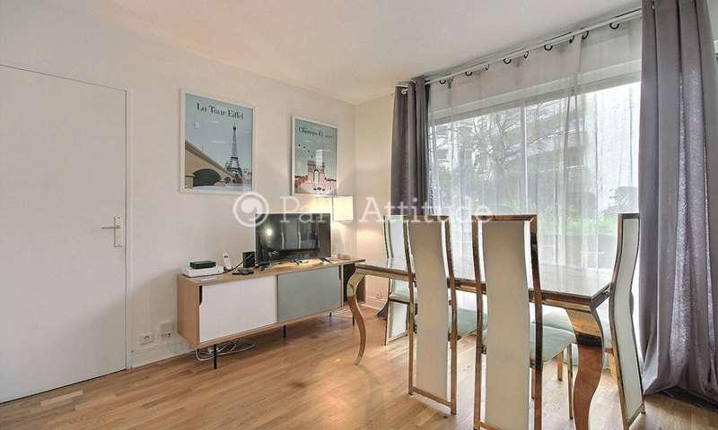 Rent Apartment 1 Bedroom 34m² rue Belliard, 18 Paris