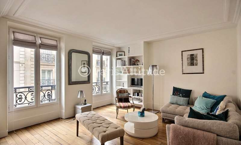 Rent Apartment 1 Bedroom 50m² rue Cochin, 5 Paris
