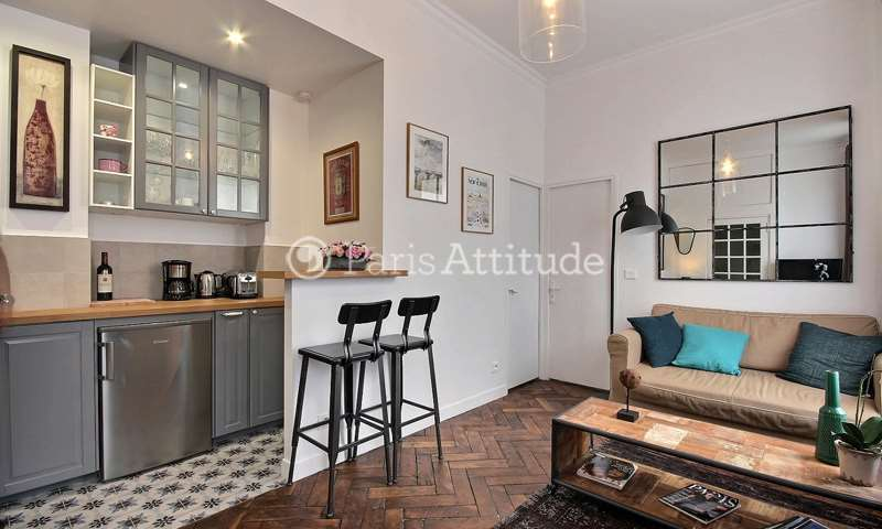 Location Appartement 1 Chambre 34m² rue du Temple, 3 Paris