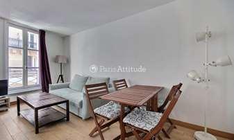 Rent Apartment 1 Bedroom 30m² rue de la Federation, 15 Paris