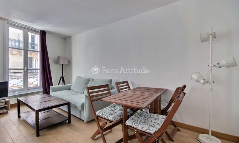 Location Appartement 1 Chambre 30m² rue de la Federation, 15 Paris