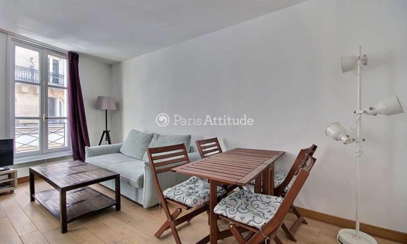 Rent Apartment 1 Bedroom 30m² rue de la Federation, 75015 Paris