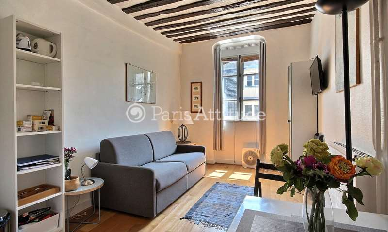 Rent Apartment Studio 18m² rue d Aboukir, 2 Paris