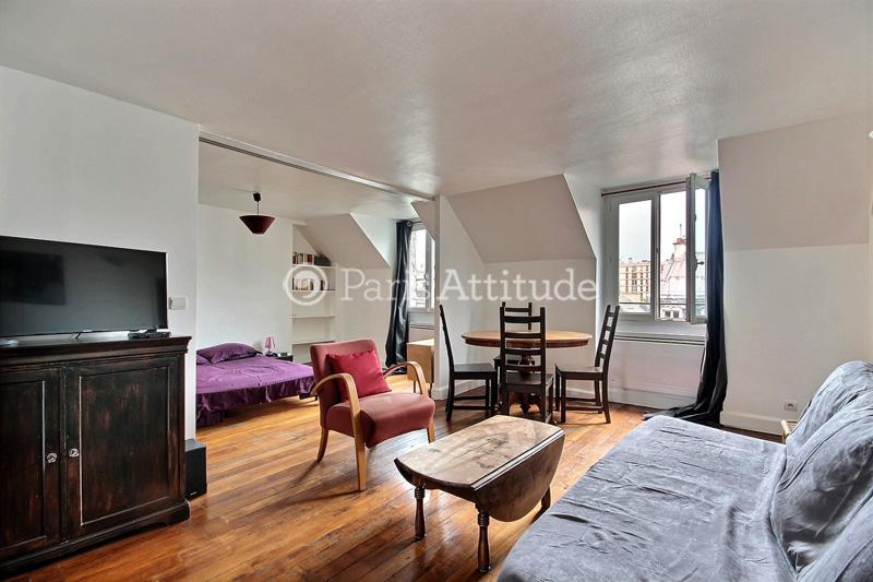 rent apartment in paris 75010 - 42m² gare de l'est - ref 12975