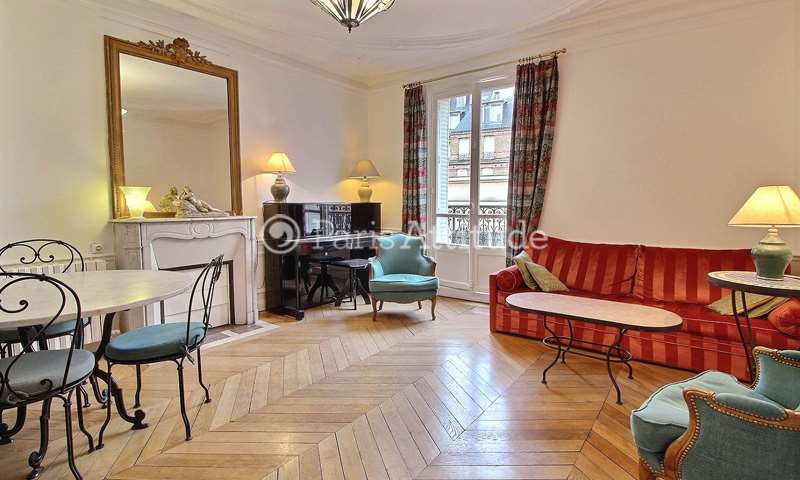 Rent Apartment 2 Bedrooms 85m² rue de l Arsenal, 75004 Paris