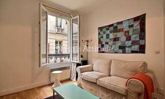 Aluguel Apartamento 1 quarto 29m² rue de Turin, 8 Paris