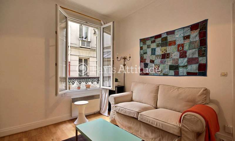 Rent Apartment 1 Bedroom 29m² rue de Turin, 8 Paris