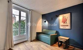 Rent Apartment 1 Bedroom 28m² rue de la Sabliere, 14 Paris