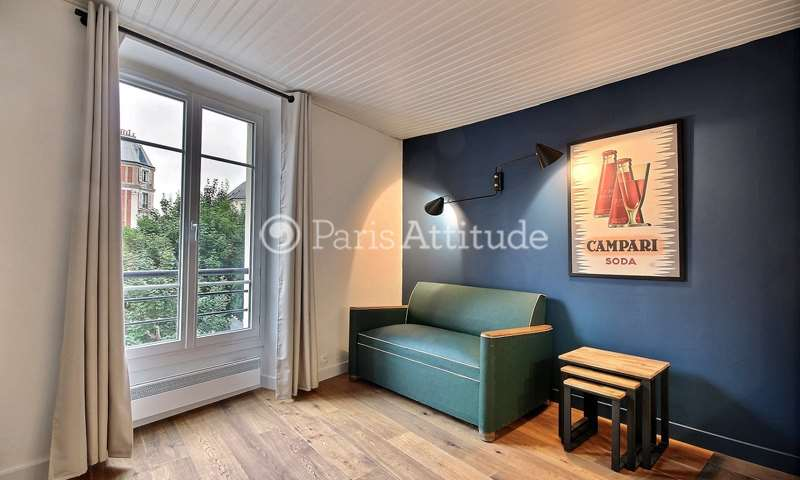 Rent Apartment 1 Bedroom 28m² rue de la Sabliere, 75014 Paris