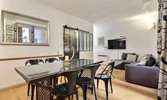 Location Appartement 4 Chambres 82m² rue du Temple, 4 Paris