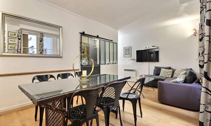 Rent Apartment 4 Bedrooms 82m² rue du Temple, 4 Paris