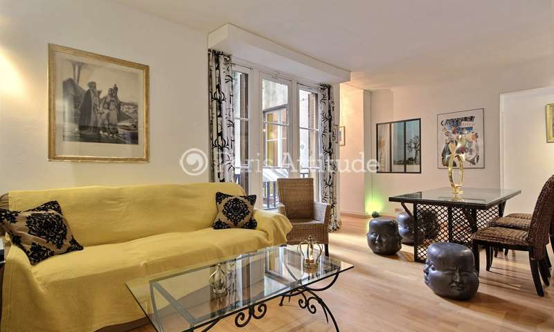 Location Appartement 4 Chambres 82m² rue du Temple, 4 Paris
