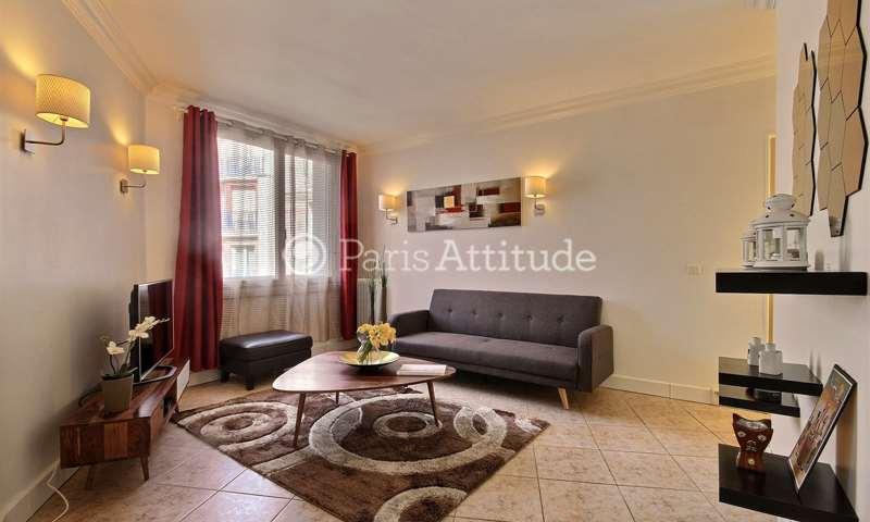Rent Apartment 2 Bedroom 85m² rue Duret, 75016 Paris