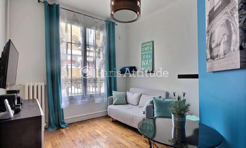 Rent Apartment 1 Bedroom 28m² rue Boussingault, 75013 Paris