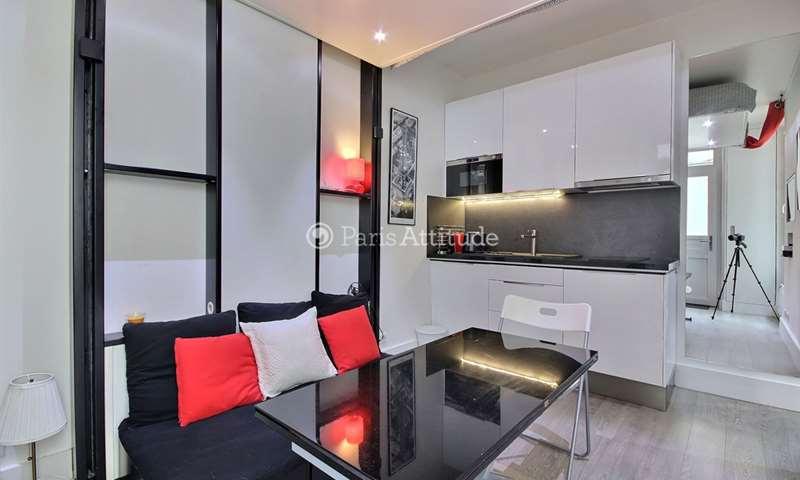 Rent Apartment Studio 15m² rue Augereau, 7 Paris