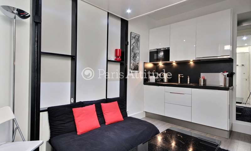 Rent Apartment Studio 15m² rue Augereau, 75007 Paris