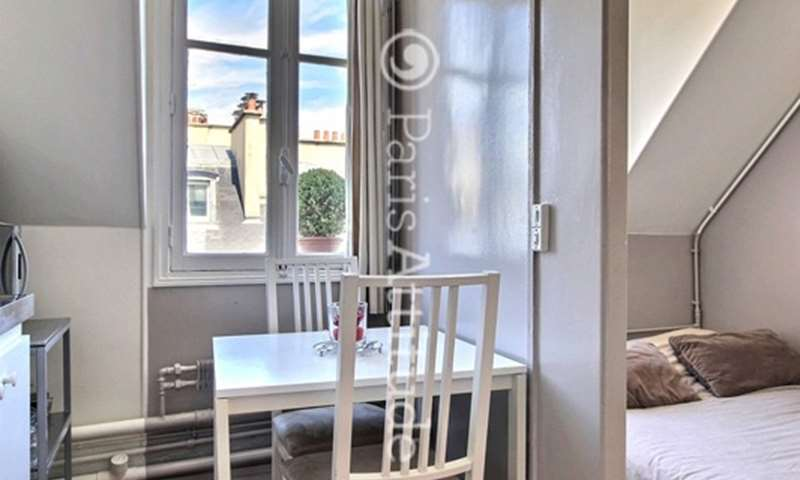 Rent Apartment Studio 14m² rue Nicolo, 16 Paris