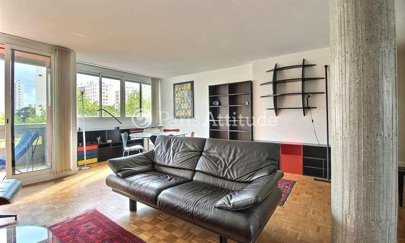 Location Appartement 1 Chambre 84m² boulevard Auguste Blanqui, 13 Paris