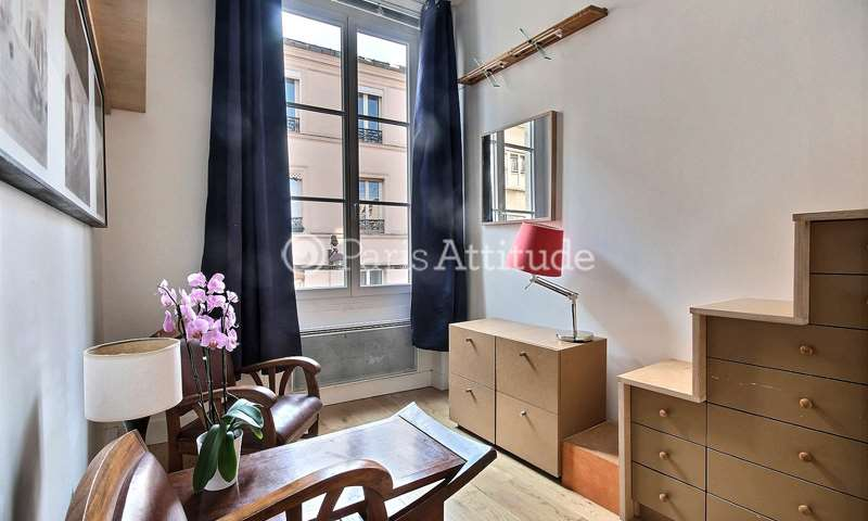 Rent Apartment 1 Bedroom 24m² rue Saint Sabin, 75011 Paris
