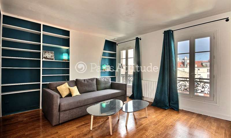 Rent Apartment 2 Bedrooms 51m² rue de la Forge Royale, 11 Paris