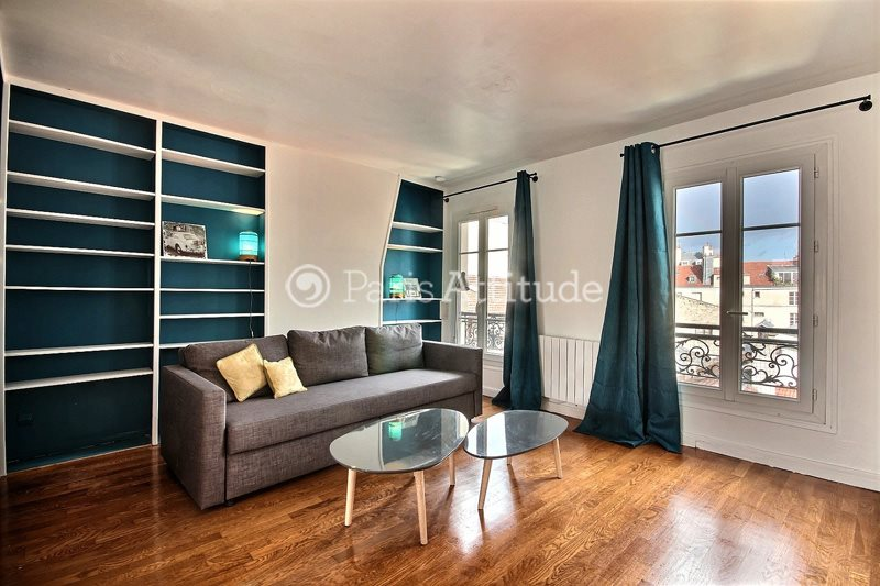 Aluguel Apartamento mobiliado 2 quartos 51m² rue de la Forge Royale, 75011 Paris
