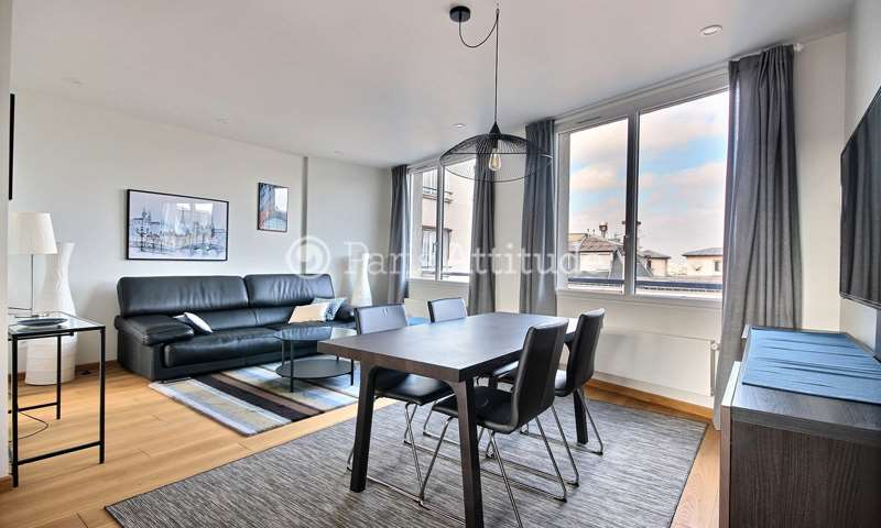 Rent Apartment 2 Bedrooms 70m² rue Duret, 16 Paris
