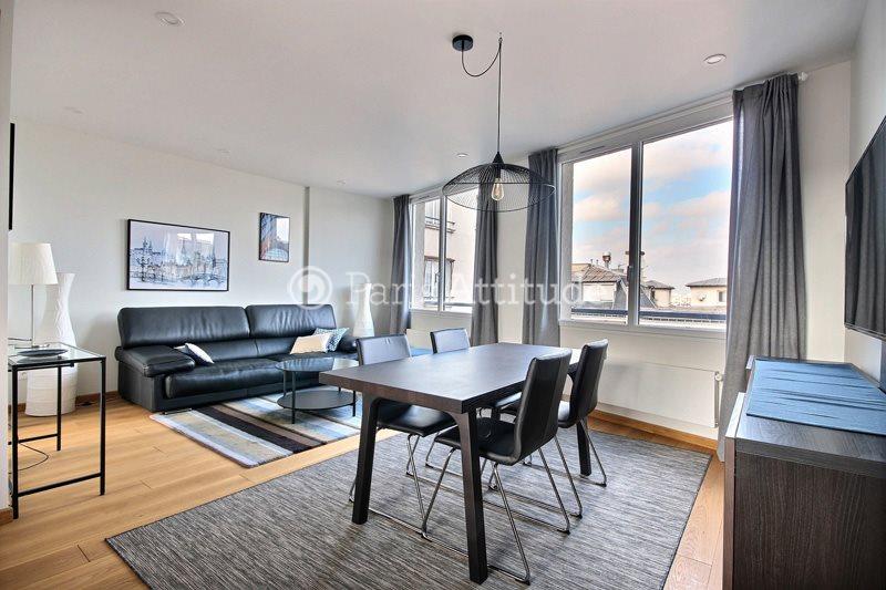 Rent furnished Apartment 2 Bedrooms 70m² rue Duret, 75016 Paris