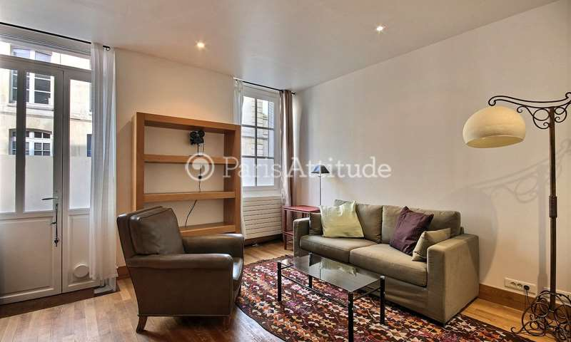 Rent Apartment 1 Bedroom 33m² rue de Grenelle, 75007 Paris