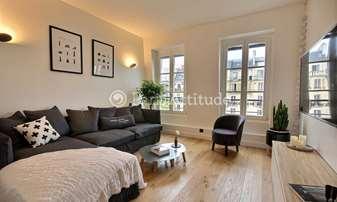 Rent Apartment 2 Bedrooms 64m² boulevard du Montparnasse, 6 Paris