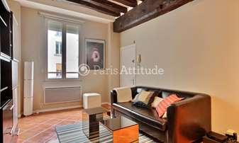 Rent Apartment 1 Bedroom 33m² rue du Faubourg Saint Antoine, 12 Paris