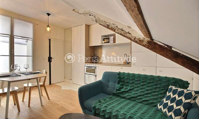 Aluguel Apartamento 1 quarto 21m² rue Saint Lazare, 9 Paris