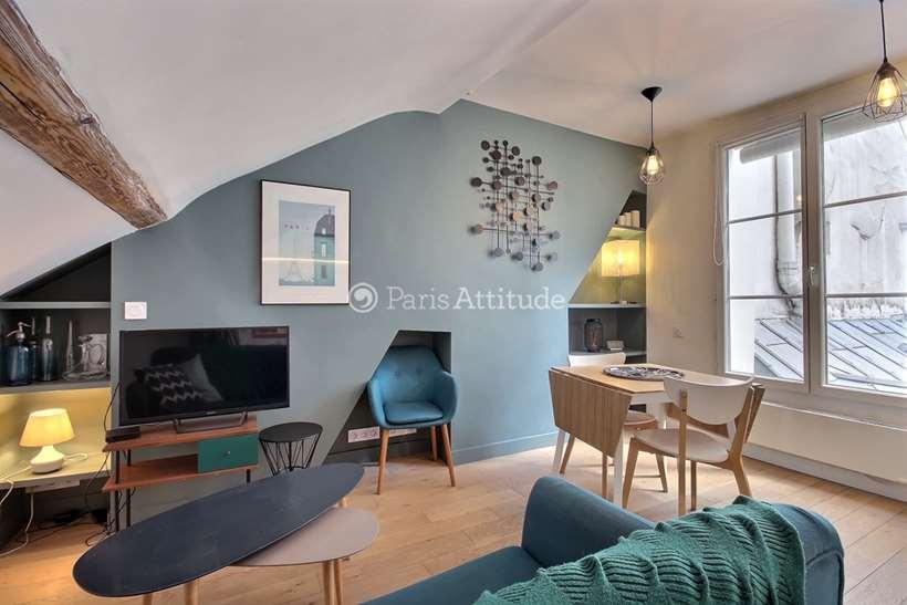 Aluguel Apartamento mobiliado 1 quarto 21m² rue Saint Lazare, 75009 Paris