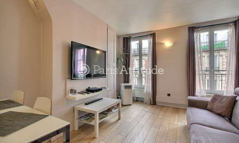 Rent Apartment 1 Bedroom 37m² rue de Turenne, 3 Paris