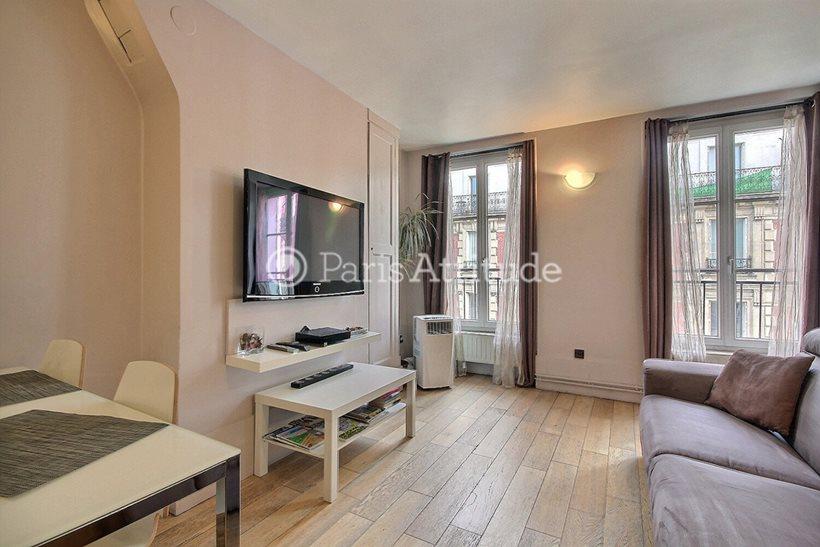 Louer Appartement meublé 1 Chambre 37m² rue de Turenne, 75003 Paris