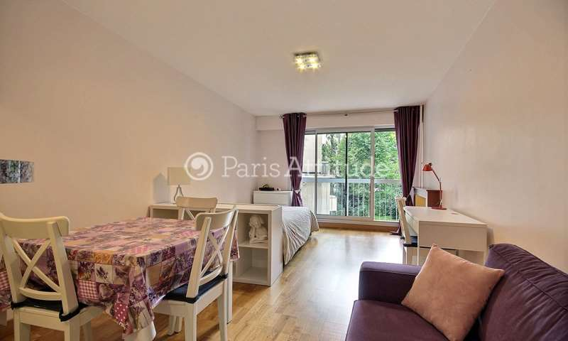 Rent Apartment Studio 34m² rue d Assas, 6 Paris