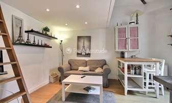 Location Appartement Studio 18m² rue de Charenton, 12 Paris