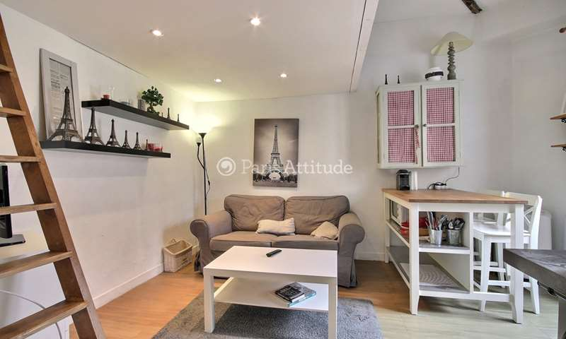 Rent Apartment Studio 18m² rue de Charenton, 75012 Paris