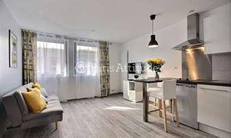 Rent Apartment 1 Bedroom 34m² rue Deparcieux, 14 Paris