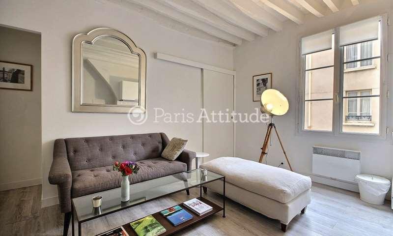 Location Appartement 1 Chambre 29m² rue de Sevres, 15 Paris